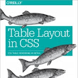 Table Layout in CSS ~ HOME OF SCIENCE