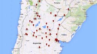 ARGENTINA Y EL CALOR: INSOPORTABLE ENTRE CORTES DE LUZ Y EL DESASTRE DE AGUANTAR TREMENDAS TEMPERATURAS.