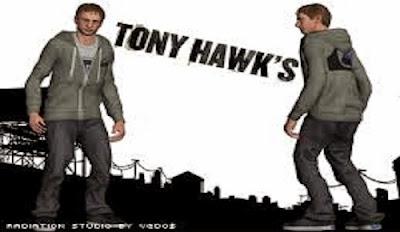 Mod Skin Tony Hawk