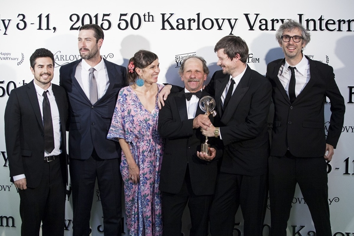 Bob and the Trees, Mejor Película del Festival de Karlovy Vary