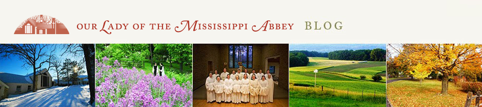 Our Lady of Mississippi Abbey Blog