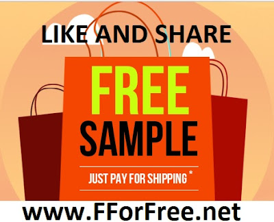 Freebies and samples and giveaways