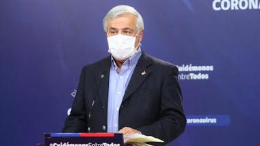 Después de 30 días Gobierno recomienda a todos los ciudadanos de Chile usar mascarillas