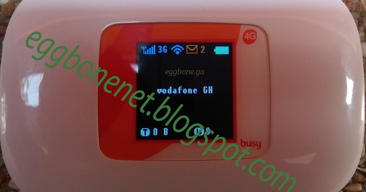Unlocked Busy MiFi M028T (Shanghai Boost Even M028T) - EGGBONE