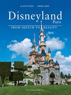 Disneyland Paris Book Eng or Fr Edition!
