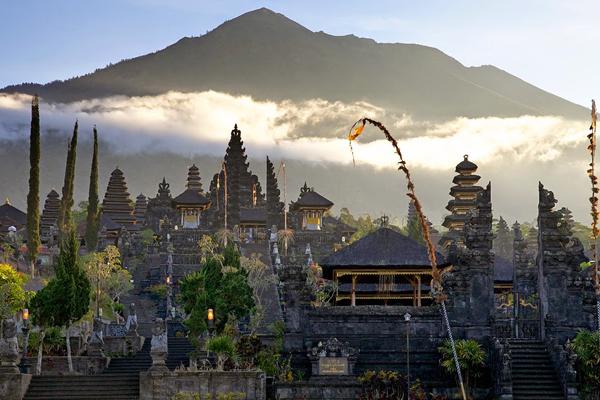 Bali Indonesia Holiday Travels Besakih Temple  Bali