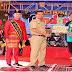Ny. Kartini Indra, Ketua Dharmawanita Pariaman Hadiri penutupan Festival Pesona Gandoriah