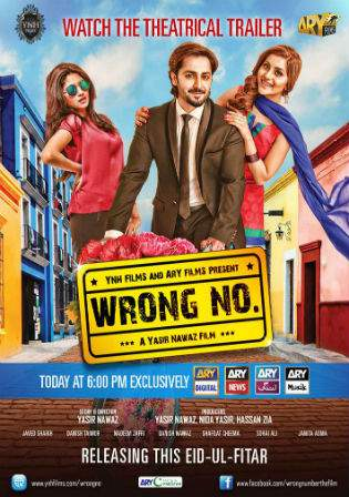 Wrong No 2015 WEBHD 480p Urdu Pakistani Movie 350MB Watch Online Full Movie Download bolly4u