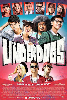 Download Film The Underdogs (2017) DVDRip