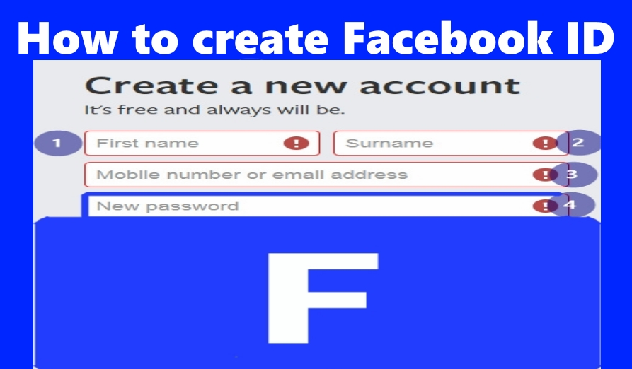 Facebook ID kaise banaye and What is facebook? full detail