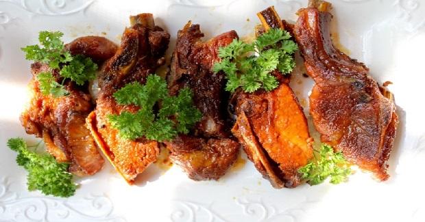 Caramel Pork Ribs Recipe