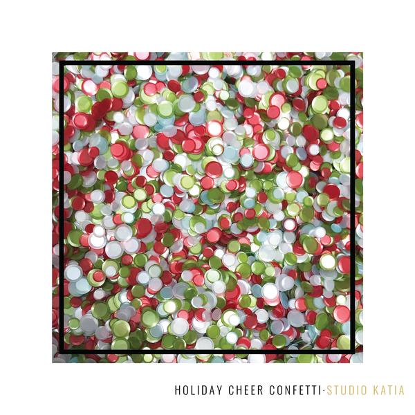 Holiday Cheer Confetti