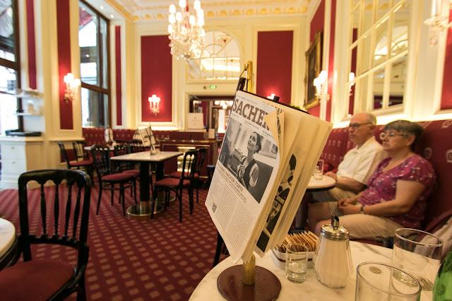 Café-Hotel Sacher-Vienna