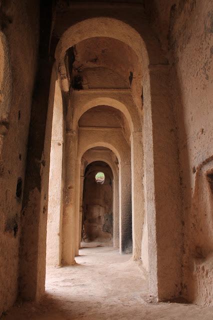 özkonak belha manastırı