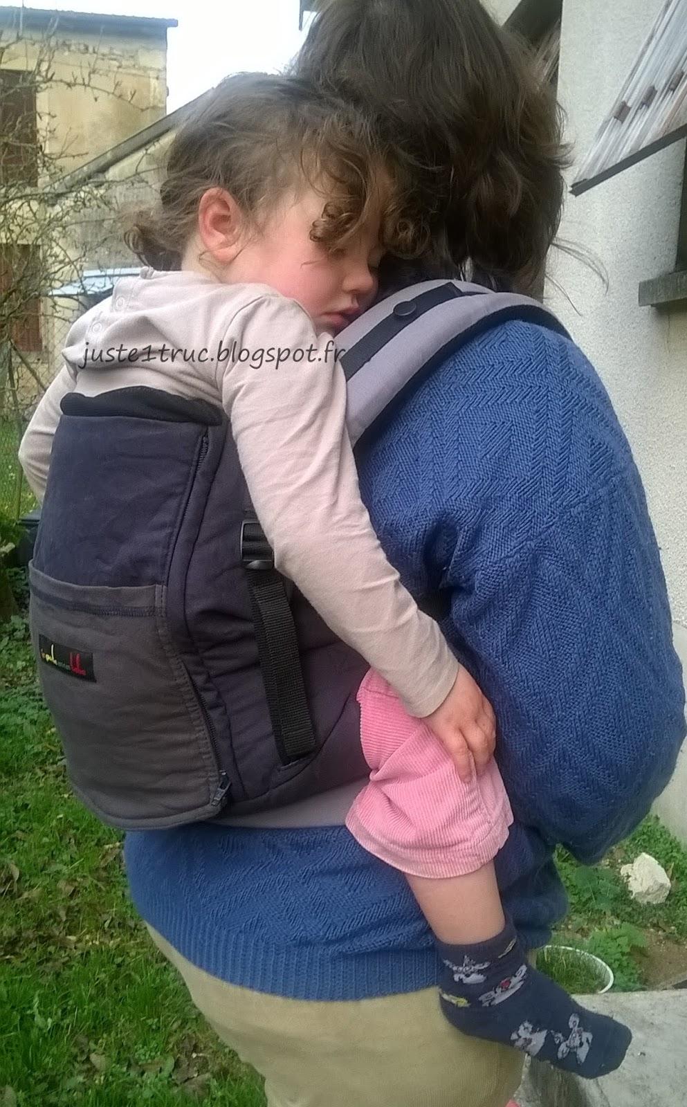 JPMBB Physio physiocarrier préformé porte-bébé portage babywearing  fullbuckle bambin porter booster naissance 01c1c5f40be