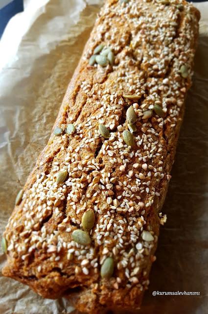 karabuğday ekmeği
