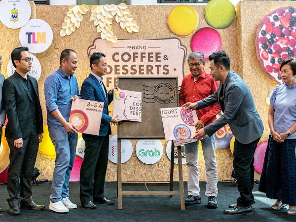 A Paradise Gathering For Coffee & Desserts Connoisseurs
