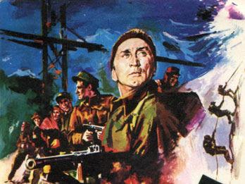 Semilla de aventura: Los héroes de Telemark para Cthulhu en la Segunda Guerra Mundial