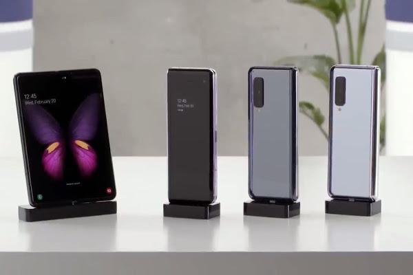 فيديو جديد لهاتف Galaxy Fold يثير الكثير من التساؤلات!