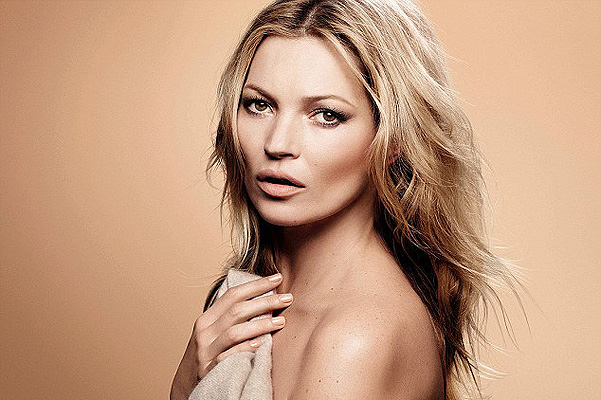 Kate Moss has promised his daughter not to appear naked and exposed for Rimmel
