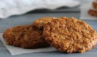 Receta de Galletas de avena y coco