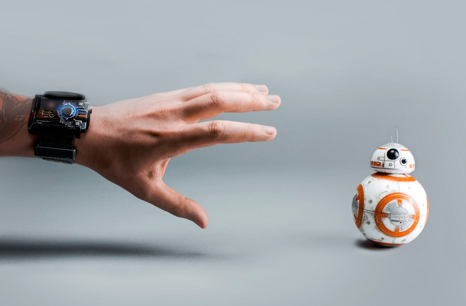 Sphero Reveals New Force Band Collectors Edition Bb 8 The Bb8 Star Wars Special Bundle By App Enabled Droid