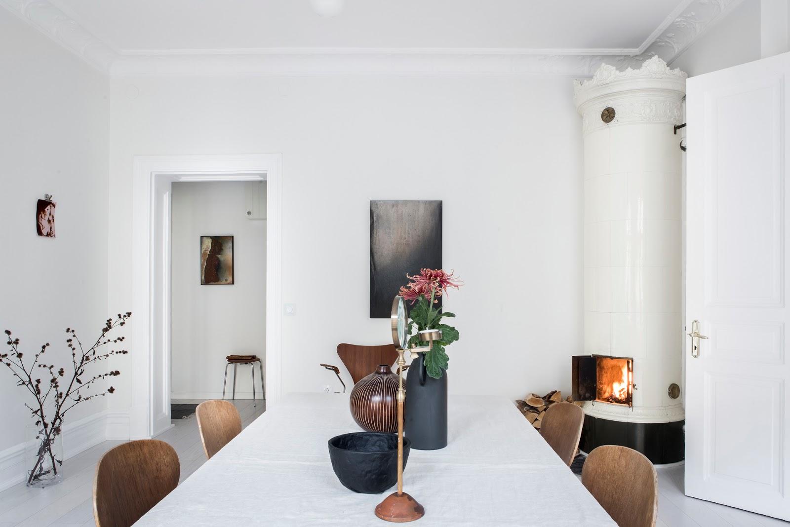 Accente calde de maro ntr un apartament de 108 m for Al saffar interior decoration l l c