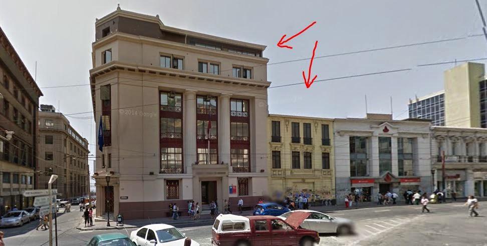 Banco Italiano - Valparaíso