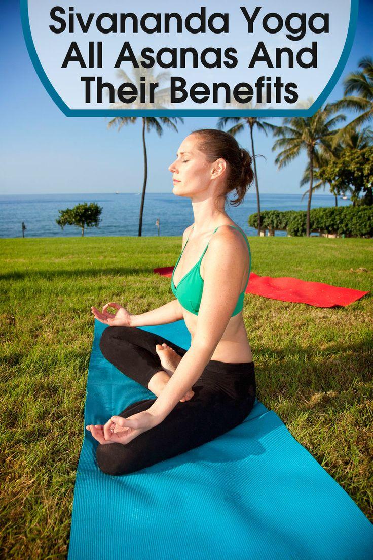 Health Benefits of Sivananda Yoga - Yogasly