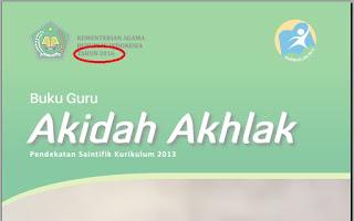 Buku Madrasah Aliyah [MA] Kelas XII Kurikulum 2013 Edisi 2016