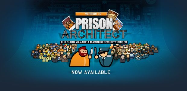 Download Prison Architect V1.0 Final Edition