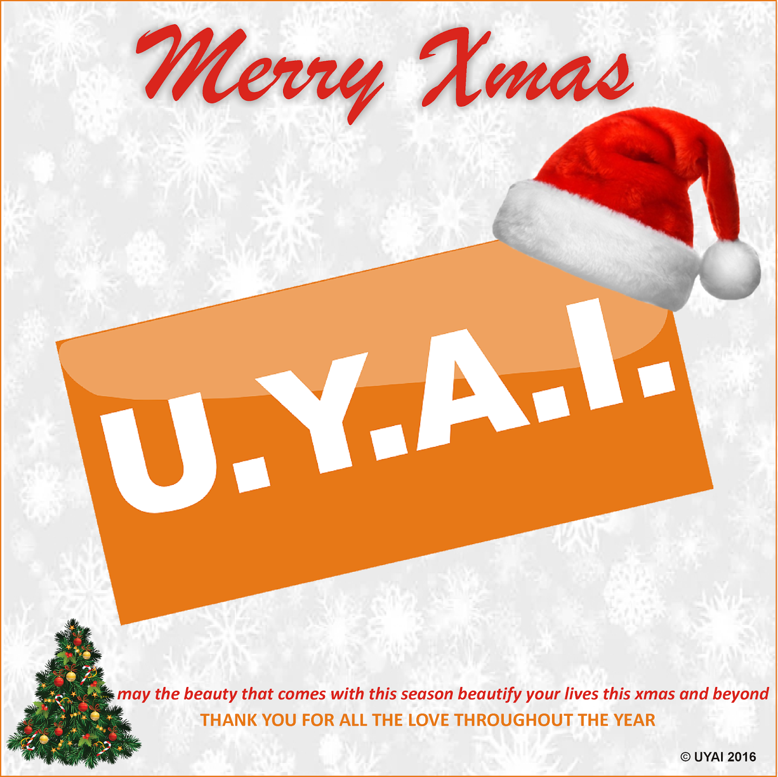 Uyai merry christmas to all our readers kristyandbryce Gallery