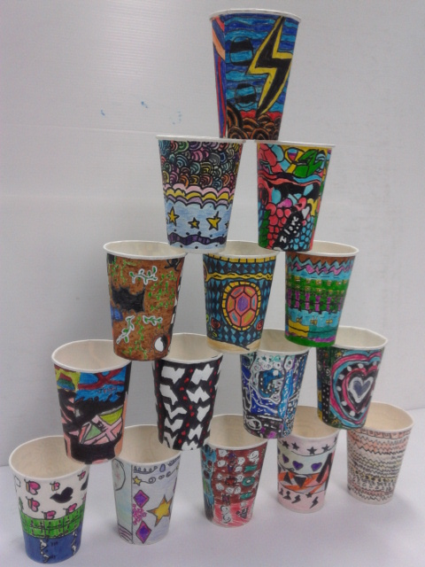 Paper Cup Art Craft Ideas And Projects