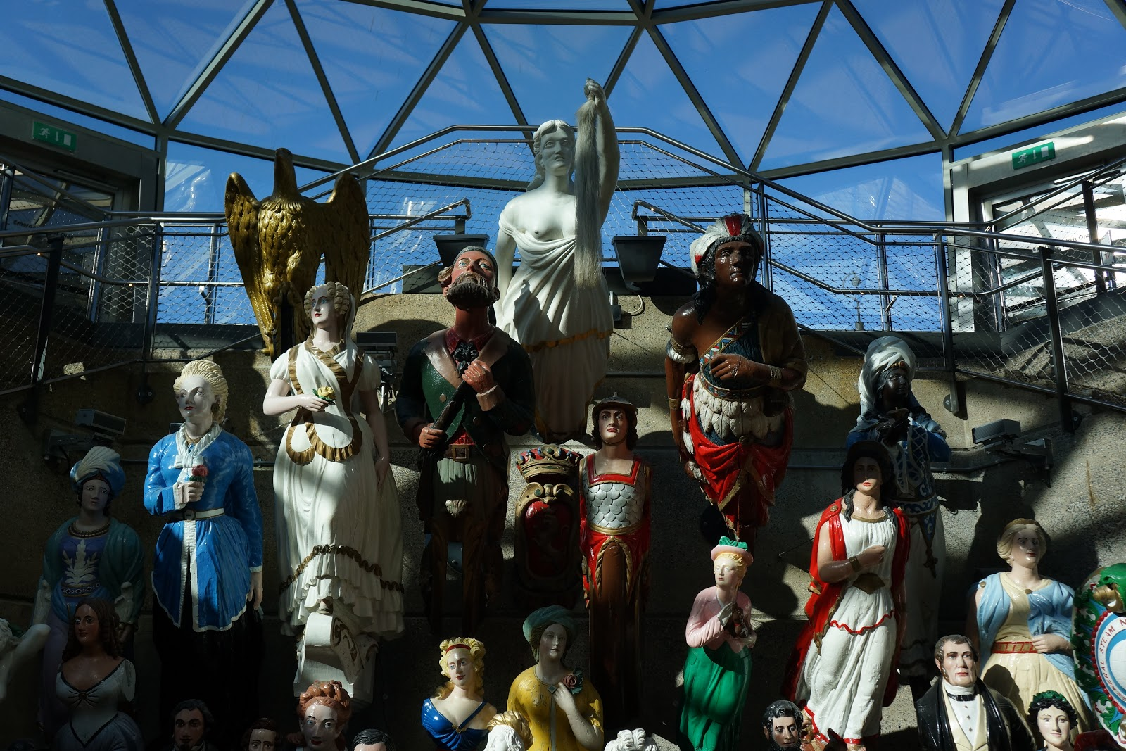 cutty sark figureheads collection