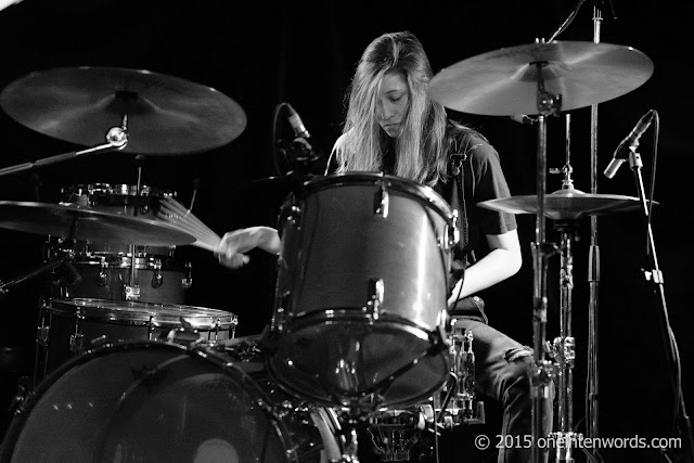 Potty Mouth at The Garrison, November 4, 2015 Photo by John at One In Ten Words oneintenwords.com toronto indie alternative music blog concert photography pictures