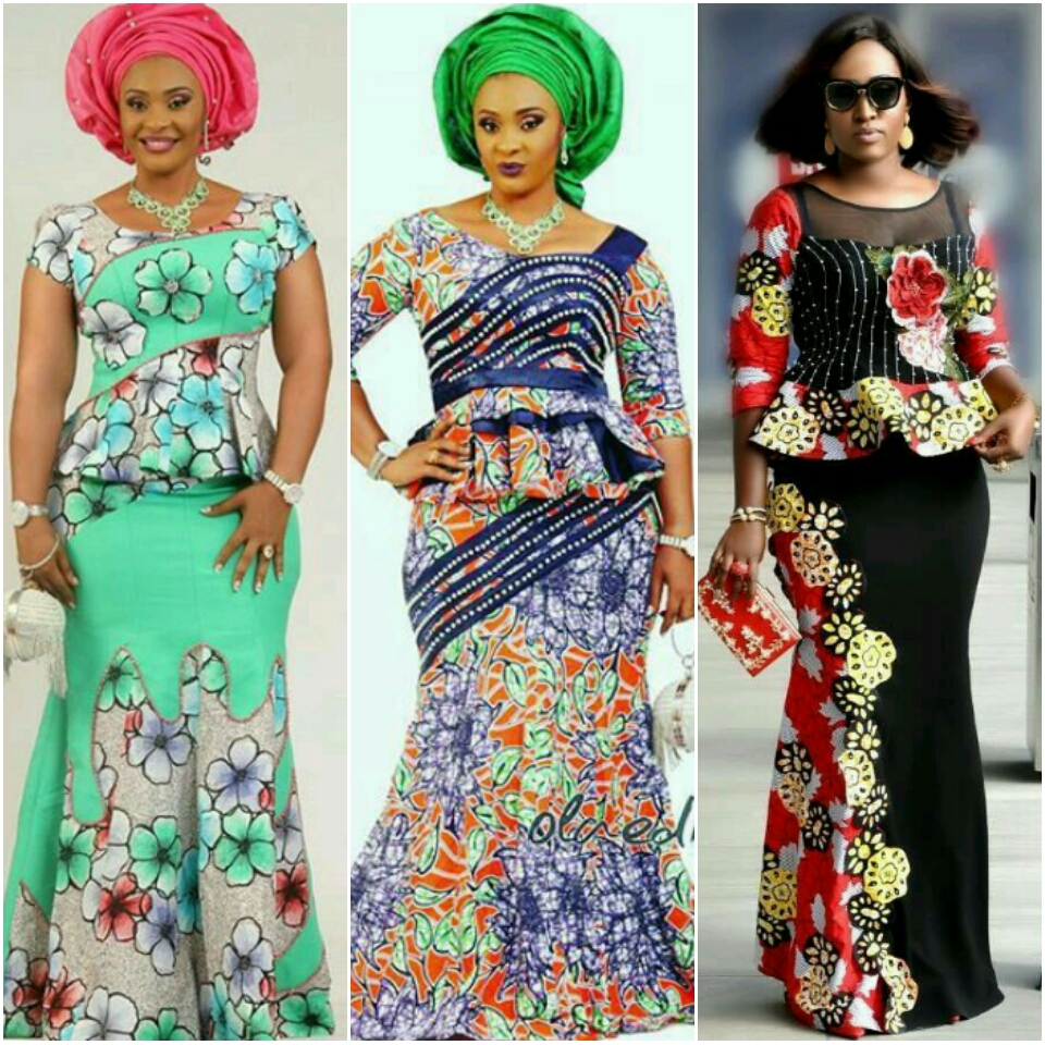 Online Hub For Fashion Beauty And Health: Elegantly Stylish Ankara ...