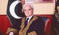 PM of pakistan, ex justice of pakistan, nasurul mulk