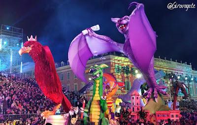 Nizza carnevale 2017