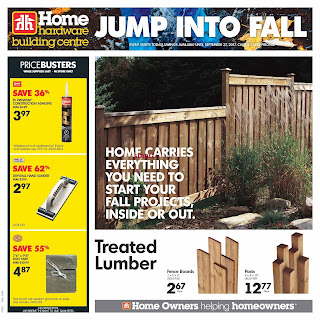 Home Hardware Weekly Flyer September 20 – 27, 2017