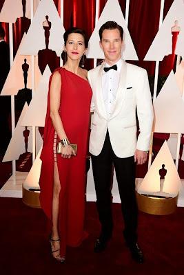 Benedict Cumberbatch Oscars 2015