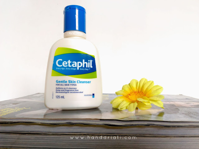 Review Cetaphil Gentle Skin Cleanser