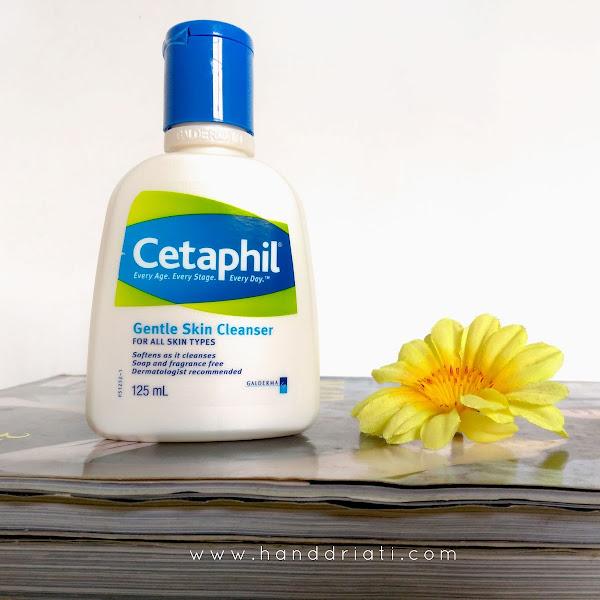 Review Cetaphil Gentle Skin Cleanser, Untuk Semua Jenis Kulit !