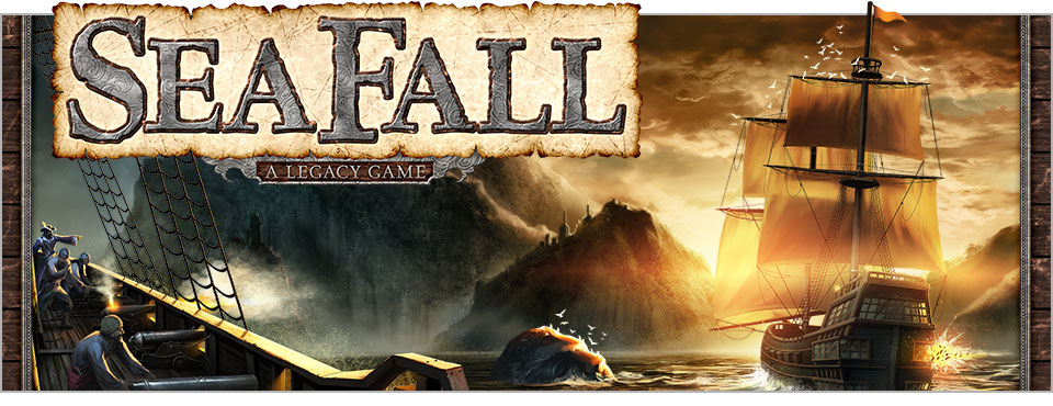The Nerds' Table: Developing SeaFall
