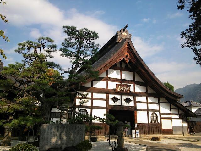 塩山 恵林寺