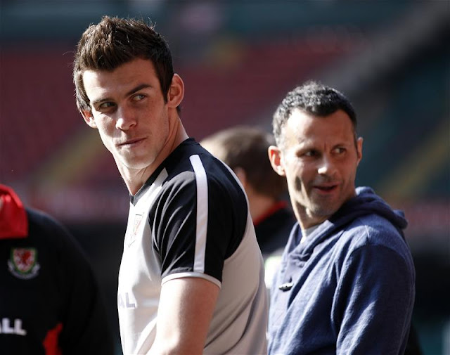 'Bale Should Snub Man United & Stay At Real Madrid'- Ex Red Devils Player Ryan Giggs