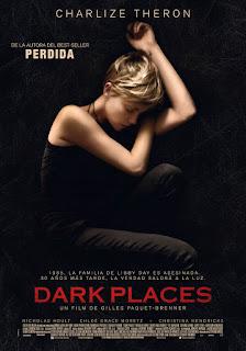 Cartel: Dark Places: Lugares oscuros (2015)