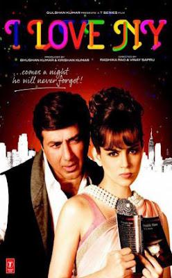 I Love NY 2015 Hindi 480p DVDRip 350MB