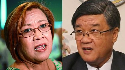 Aguirre: Department of Justice may present in court alleged De Lima sex videos
