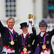 Olympic Equestrian Dressage Team Events 2012