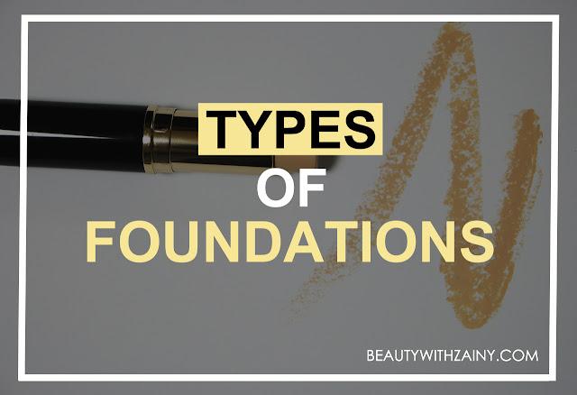 foundation, choosing a foundation, makeup foundation, makeup tips, articles on applying foundation, choosing a foundation for your skin tone, Beauty With Zainy, Zainab Dokrat